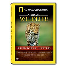 Africa's Wildlife Collection Predators and Hunters DVD