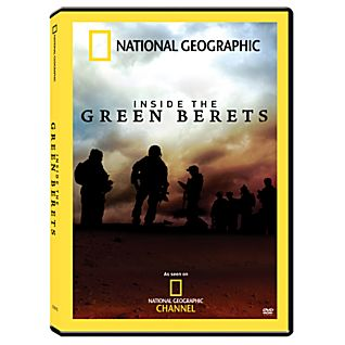 Inside the Green Berets DVD