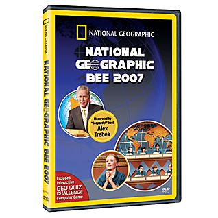 National Geographic Bee 2007 DVD