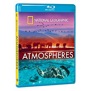 Atmospheres - Blu-Ray Disc