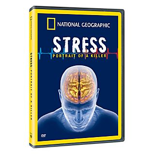 Stress: Portrait of a Killer DVD