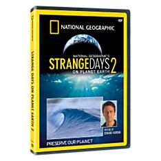 Strange Days on Planet Earth DVD: Part 2, 2008