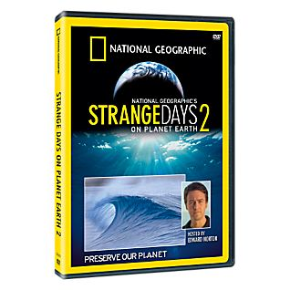 Strange Days on Planet Earth DVD: Part 2