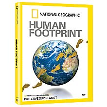 Human Footprint DVD - 9781426293146