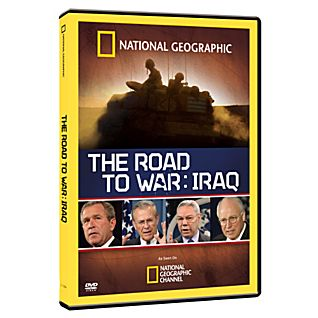 Road to War: Iraq DVD