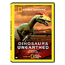 Dinosaurs Unearthed DVD