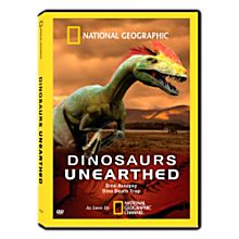 Dinosaurs Unearthed DVD, 2007
