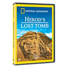 Herod's Lost Tomb DVD, 2008
