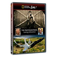 Live! The Photographers: Lanting & Kendrick DVD, 2008