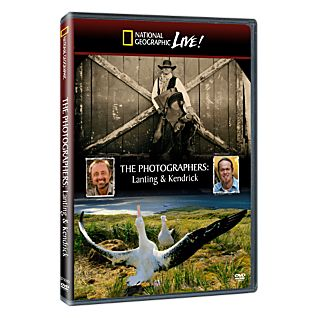 View National Geographic Live! The Photographers: Lanting & Kendrick DVD image