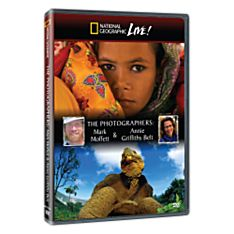 National Geographic Live! The Photographers: Mark Moffet & Annie Griffiths Belt DVD