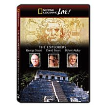Live! The Explorers: George & David Stuart and Bulent Atalay DVD, 2008