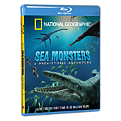 Sea Monsters - Blu-Ray Disc 1075307