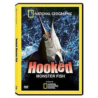 View Hooked: Monster Fish DVD image