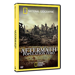 Aftermath: Population Zero DVD