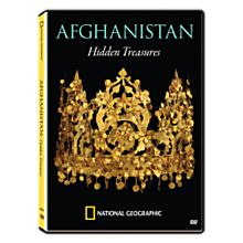 Afghanistan: Hidden Treasures DVD