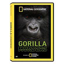Gorilla Murders DVD, 2008