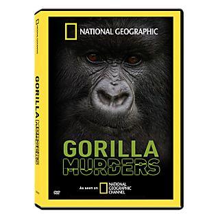View Gorilla Murders DVD image