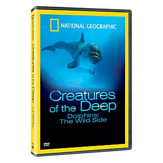 Creatures of the Deep: Dolphins - The Wild Side DVD