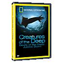 Creatures of the Deep: Devils of the Deep - Jumbo Squid DVD