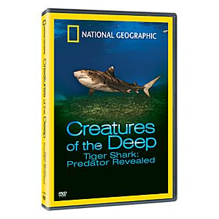 View Creatures of the Deep: Tiger Shark - Predator Revealed DVD image