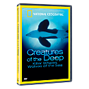 Creatures of the Deep: Killer Whales - Wolves of the Sea DVD