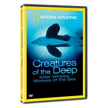 Creatures of the Deep: Killer Whales - Wolves of the Sea DVD, 2008