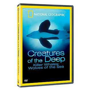 View Creatures of the Deep: Killer Whales - Wolves of the Sea DVD image