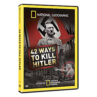 42 Ways to Kill Hitler DVD