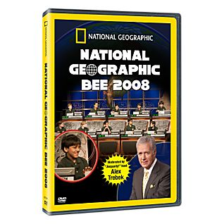 National Geographic Bee 2008 DVD