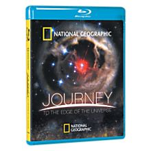 Journey to the Edge of the Universe - Blu-Ray Disc, 2008