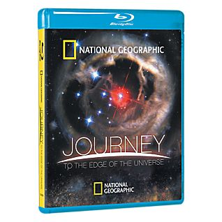 View Journey to the Edge of the Universe - Blu-Ray Disc image