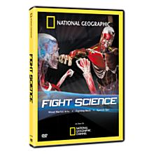 Fight Science DVD