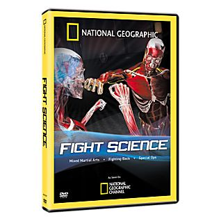 View Fight Science DVD image