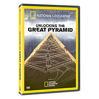 View Unlocking the Great Pyramid DVD image