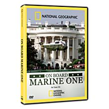 On Board Marine One DVD