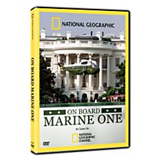 On Board Marine One DVD, 2009