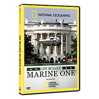 View On Board Marine One DVD image