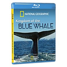 Kingdom of the Blue Whale - Blu-Ray Disc