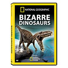 Bizarre Dinosaurs DVD, 2009