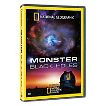 Monster Black Holes DVD