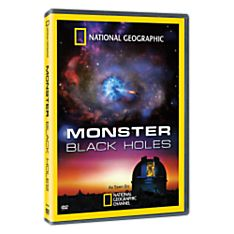 Monster Black Holes DVD, 2008