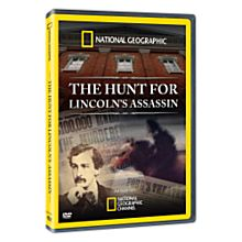 The Hunt for Lincoln's Assassin DVD, 2008