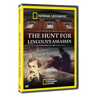 View The Hunt for Lincoln's Assassin DVD image