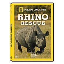 Rhino Rescue - Standard DVD