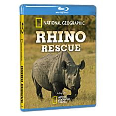 Rhino Rescue - Blu-Ray Disc, 2009