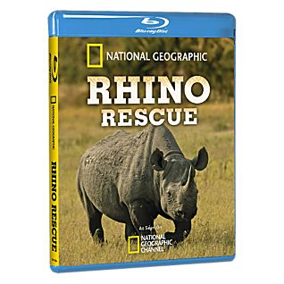 View Rhino Rescue - Blu-Ray Disc image