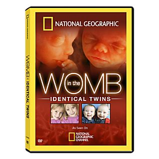 In the Womb: Identical Twins DVD