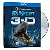 Sea Monsters: A Prehistoric Adventure 3-D Blu-Ray 1075358