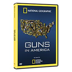 History of Guns DVD